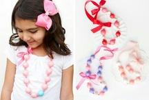 Bubble Gum Necklaces / by Brittney Erb