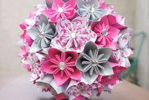 Origami koule