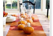 Holiday - Thanksgiving/Fall / by Chelsea Mezzell