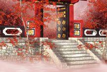 Japan theme