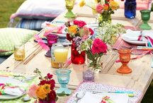 Party & Entertaining Ideas / Party and entertaining decor and ideas.