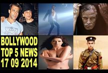 Bollywood News: SRK & Salman on 'Bigg Boss 8', Hrithik Turns Michael, Ra...