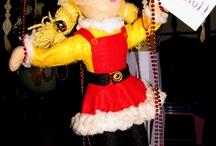 Kismet the Elf on the Shelf