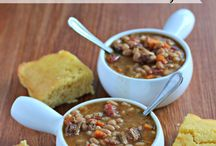 Soup Recipes To Try / Looking for good soup recipes that are fail-proof, easy for a busy person to achieve, delicious, and budget-friendly.