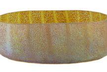 Vase Overshot Frit