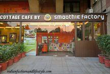 Smoothie Factory, Janpath, Delhi: Restaurant Review / by indianfashionandlifestyle.com