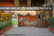 Smoothie Factory, Janpath, Delhi: Restaurant Review