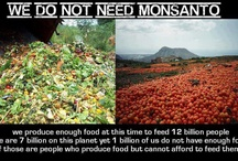 Monsanto Go Away