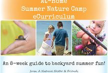Summer Camp Ideas / by Bethann Schmidt