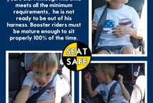 Forward Facing and Boosters / car seat safety
