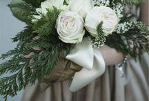 Wedding flowers & centrepieces
