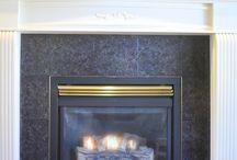 fireplace Portraits