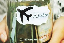 ADVENTURE INSPIRATION / by Xanthe Berkeley