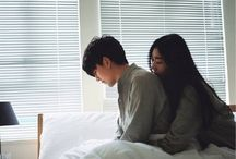 Korean love | Cute | Ulzzang couple