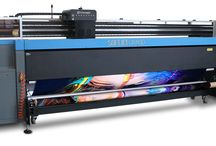 COLORJET SIGNAGE PRINTERS / Maximum Applications & Profitability for Signage & Fabric Printing Businesses