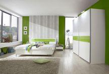 Sladke sanje - spalnice / Naj vas v spanec  zazibljejo najmodernejši dizajni.