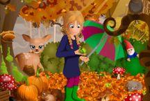 Herfst: knutselen en activiteiten / Thema herfst