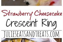 Strawberry cres ring