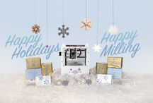 Adafruit Holiday Wishlist for Othermill Users / Hello! Owen here from Other Machine Co. I love making electronics projects with my Othermill. Here's my Adafruit holiday wishlist, which has all sorts of fun and practical devices and components that I would love to use in my projects.