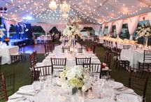 Radiant Receptions / With indoor and outdoor venues, The Resort at Longboat Key Club offers several romantic spots for receptions for your Florida destination wedding in Sarasota, FL.