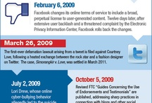 SOCIAL: I heart INFOGRAPHICS / Cool infographics for the data nerd in me