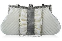 WEDDING CLUTCH/EVENING BAGS