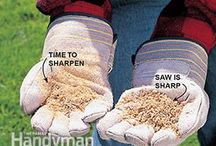 Practical Chainsaw tips