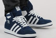 shoes / navy blue