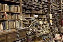 Letterpress Print shops / Images of Letterpress Print shops / by Gene Lee