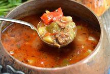 zupa gulasz
