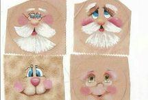 pintura de rosto