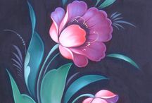 picturi flori