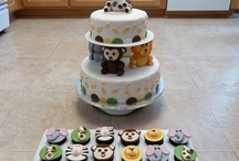 Cakes / Baby shower