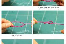 매듭knot