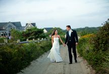 Nantucket Wedding / Beautiful Nantucket wedding at private residence, home of the bride's parents.