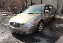 Used 2006 Buick Lucerne for Sale ($10,500) at Fairmont, WV /  Make:  Buick, Model:  Lucerne, Year:  2006, Body Style:  Sedan, Exterior Color: Tan, Interior Color: Tan, Doors: Four Door,  Vehicle Condition: Excellent, Engine: 6 Cylinder, Transmission: Automatic, Fuel: Gasoline, Mileage:35,967 mi.    Contact: 304-367-1721   Car ID (56743)