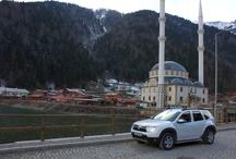 Dacia Duster ile Karadeniz gezisi