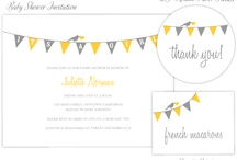 Baby Shower / by Andrea Lee