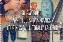 April fools Pranks / by Emily Smith