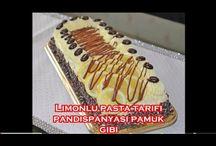 limonlu yas pasta