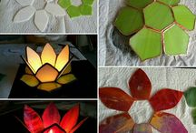 stained glass 3D