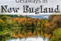 Reisen New England