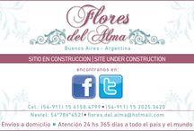 Flores del Alma Una flor es una caricia para el alma... Regala flores o regàlate!!! / Floristería Artesanal  Tres Arroyos 1510 - CABA Buenos Aires - Argentina +54 9 114582.3943 +54 9 116158.4799 www.floresdelalma.com.ar info@floresdelalma.com.ar