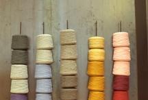 string,  thread & twine