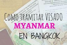 Visados / Información sobre Visados