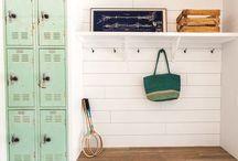 Lockers room & storage