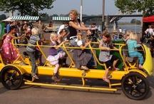 bicicletas  várias