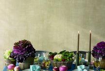 Table settings / by Trendland
