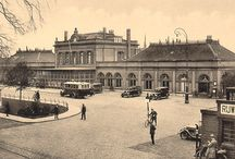 Oude stations