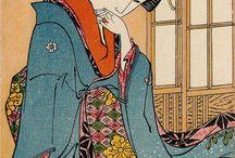 UKIYOE / [Japanese traditional art]